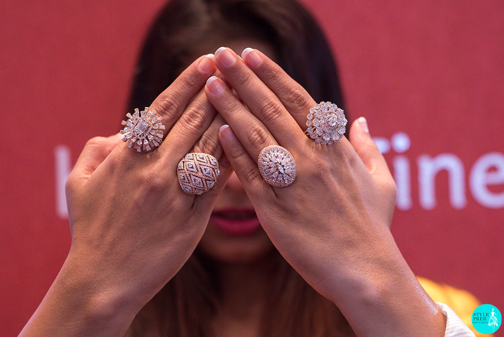 Diamond Cocktail Rings By Kosha Fine Jewels At GJF PMI