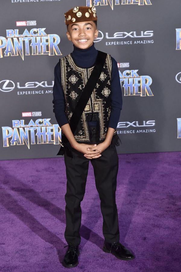Black Panther Los Angeles Premiere