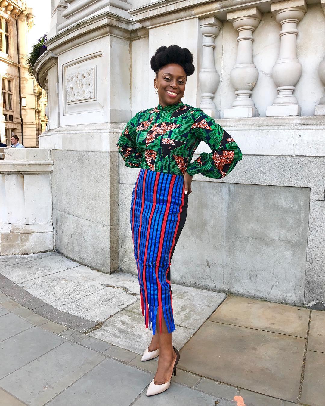 Nigerian fashion to the world