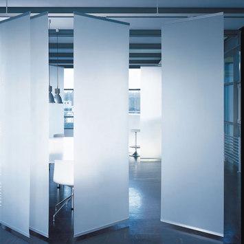 Dividere gli spazi con tendaggi  Style Relooking  Progettazione Interni a Basso Costo