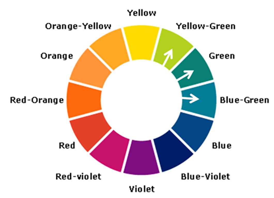 Colorblock Styleroundtheclock