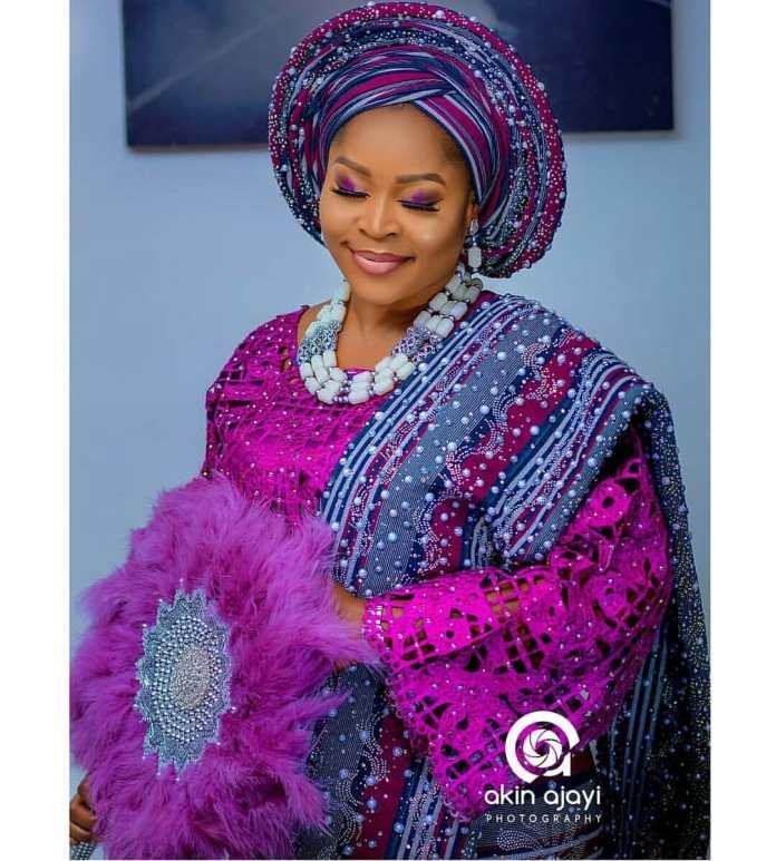 Traditional Marriage Bridal Attire