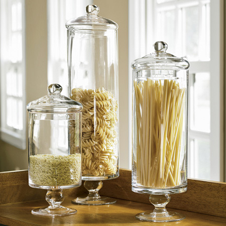 Style your Starches in Apothecary Jars  StyleScoop  South African Lifestyle Fashion  Beauty Blog