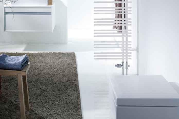 Isoler Les WC Avec Un Radiateur Sche Serviettes Styles