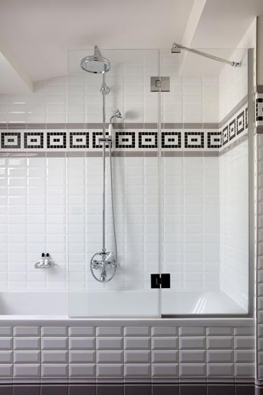 un intemporel de la salle de bains