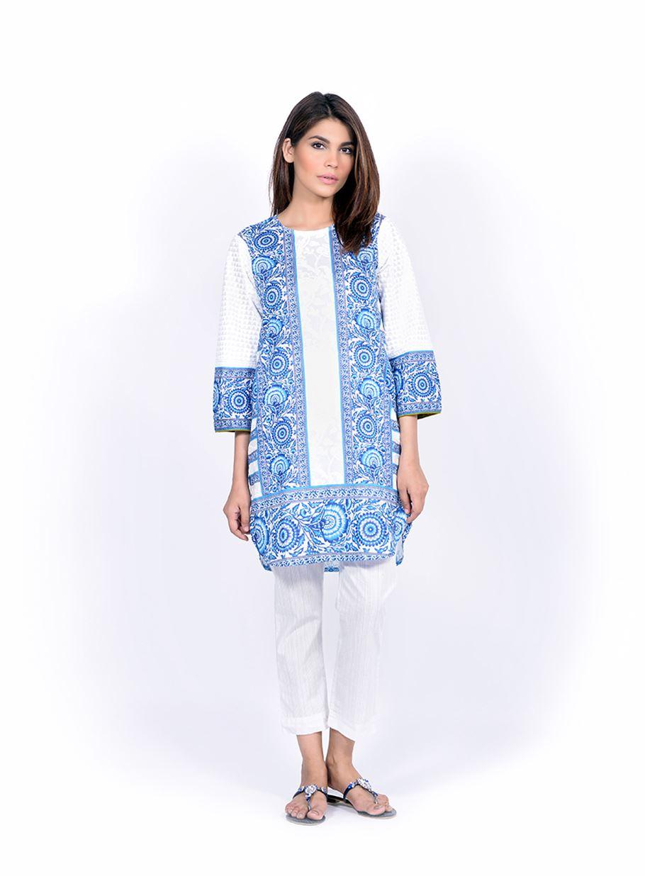 Latest Kurta Designs Amp Styles 2017 18 Sana Safinaz Pret