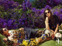 Sana Safinaz Silk Chiffon Dresses Designs Collection 2017-2018 images 6