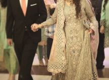 Pakistani Designer Bridal Dresses Maria B Brides 2018-19 Collection images 10