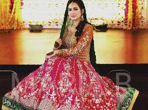 Pakistani Designer Bridal Dresses Maria B Brides 2018-19 Collection images 12