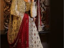 Pakistani Designer Bridal Dresses Maria B Brides 2018-19 Collection images 5