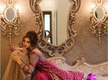 Pakistani Designer Bridal Dresses Maria B Brides 2018-19 Collection images 4