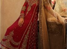 Pakistani Designer Bridal Dresses Maria B Brides 2018-19 Collection images 3