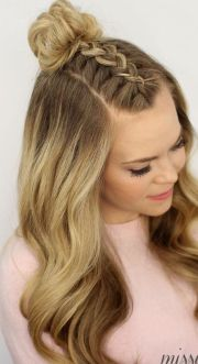 latest party hairstyles tutorial