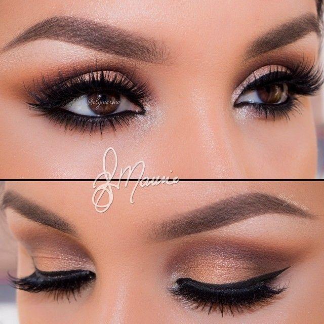 Party Eye Makeup Beautiful Asian