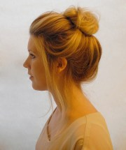 popular bun hairstyles tutorial