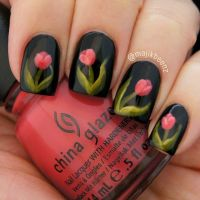 Best & Easy Christmas Holiday Nail Art Designs Trends ...