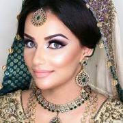 indian bridal wedding makeup step