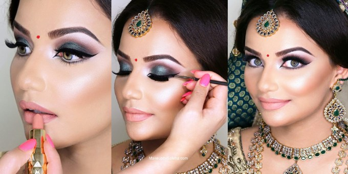 indian bridal wedding makeup step by step tutorial 2019 with