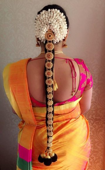 Latest Indian Bridal Wedding Hairstyles Trends 20182019 Collection