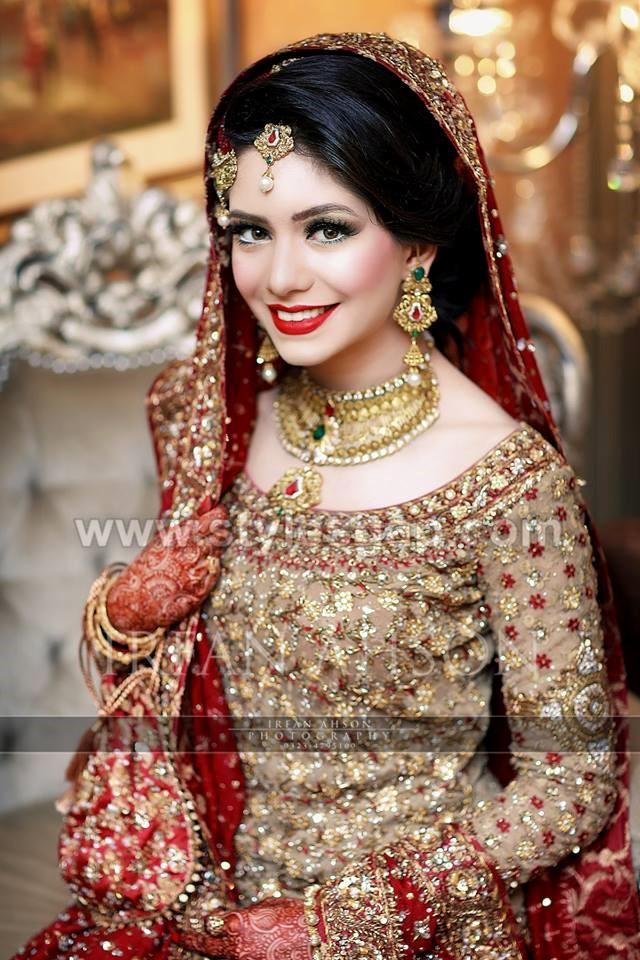 Best Bridal Barat Dresses Designs Collection 2018 19 For