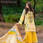2018 Gul Ahmed Lawn Dress Designs
