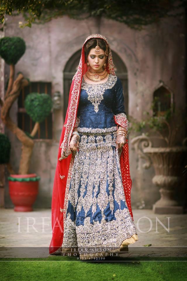 Best Bridal Barat Dresses Designs Collection 201819 for