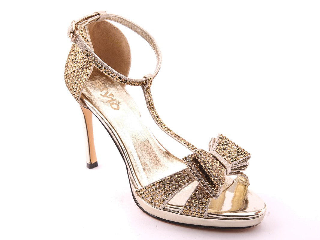 ee9fab46a853b7 Stylo Fancy Bridal Shoes Wedding Collection Latest 2017 2018
