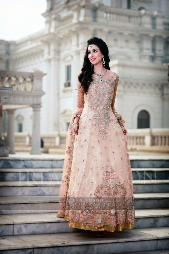 Latest Bridal Engagement Dresses Designs 20192020 Collection