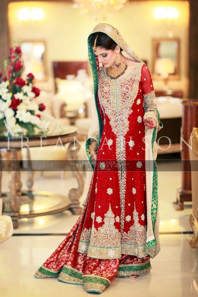 Latest Wedding Maxis Long Tail Dresses Designs Collection 20172018