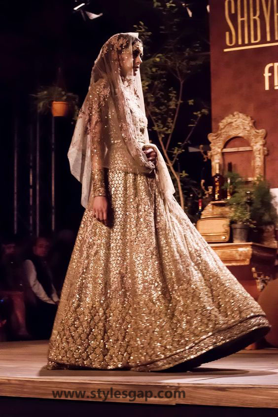 Sabyasachi Mukherjee Latest Wedding Dresses 20182019 Collection