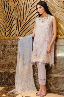 Khaadi Lawn Chiffon Eid Dresses Design Collection 2017-2018