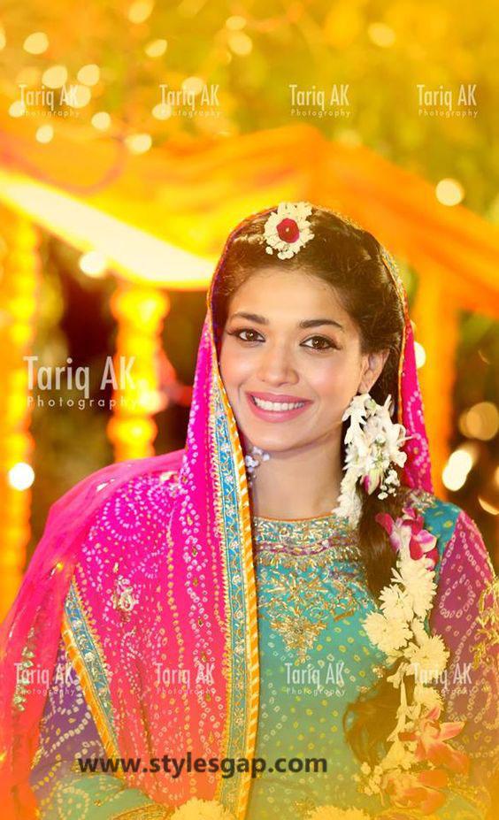 Mayun Bridals Makeup Looks Dresses Designs 20182019 Trends