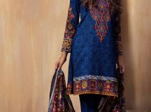Kayseria Best Winter Dresses Collection 2017-18 Pret, Fabric & Ladli images 0