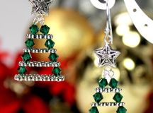 Latest Christmas Jewelry Gift Ideas for Her/ Xmas Jewelry Trends images 6
