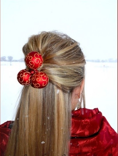 Christmas Hairstyles Trendy ideas and New Years Eve Hairstyles
