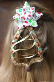 christmas hairstyles trendy ideas