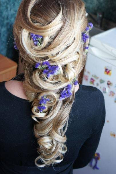 Christmas Hairstyles Trendy Ideas And New Years Eve