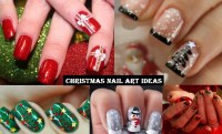 Christmas nail Art Ideas & New Year's Eve Nail Art Designs ...