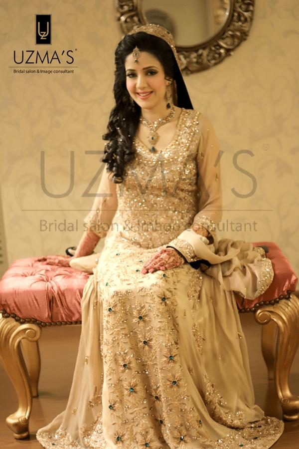 Pakistani Designer Bridal Dresses 2017