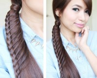 Braided Hairstyles with Tutorials - Trendy Braids for Long ...