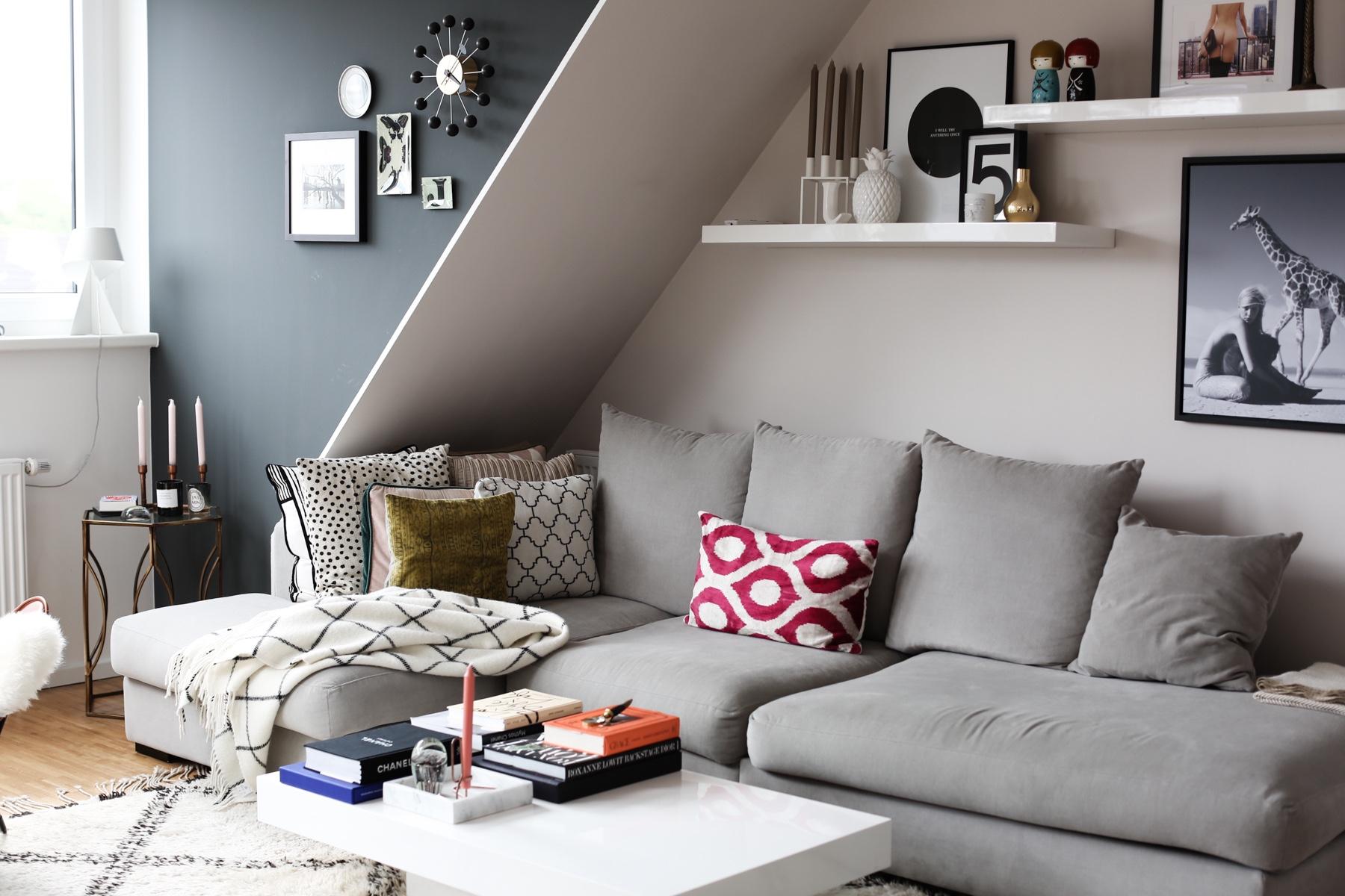 Kleine Dachgeschoss Kche Einrichten Damixa Wasserhahn Kche Sthle Fr Kleine Thekentisch Ikea