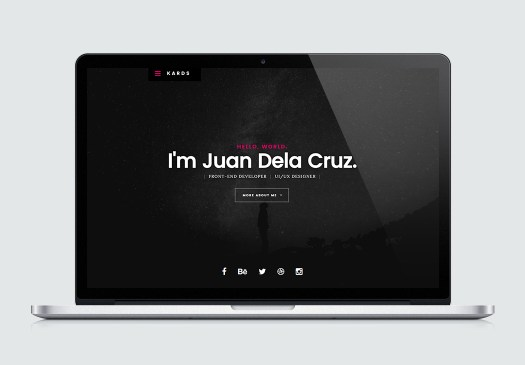 Hola | High-Quality Free Website Template by Styleshout