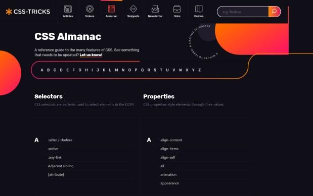 CSS Almanac