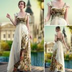 Asian Prom Dress