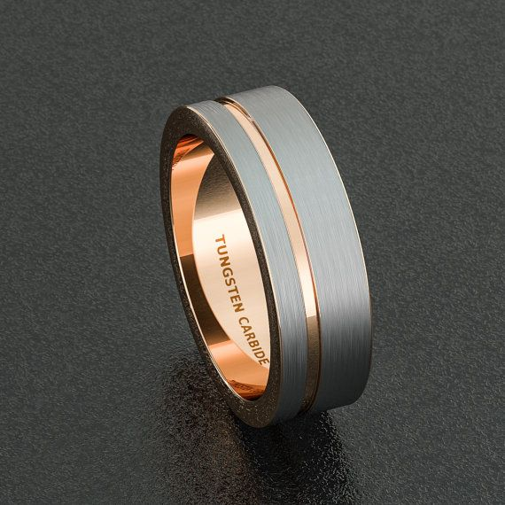 Make your choice in style of mens wedding rings