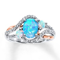 Uses of opal promise rings  StyleSkier.com