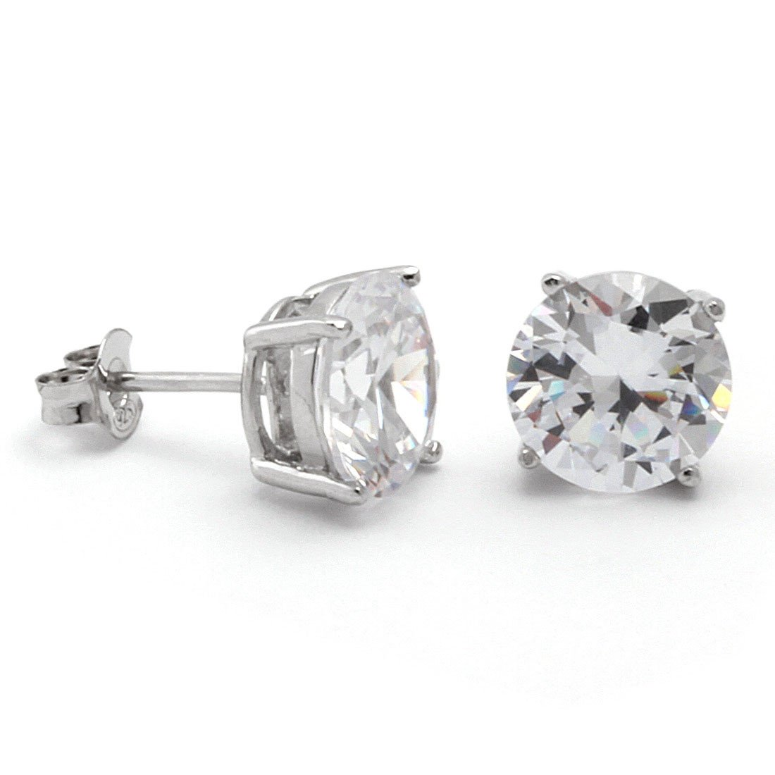 Silver stud earrings what makes it so unique  StyleSkier.com