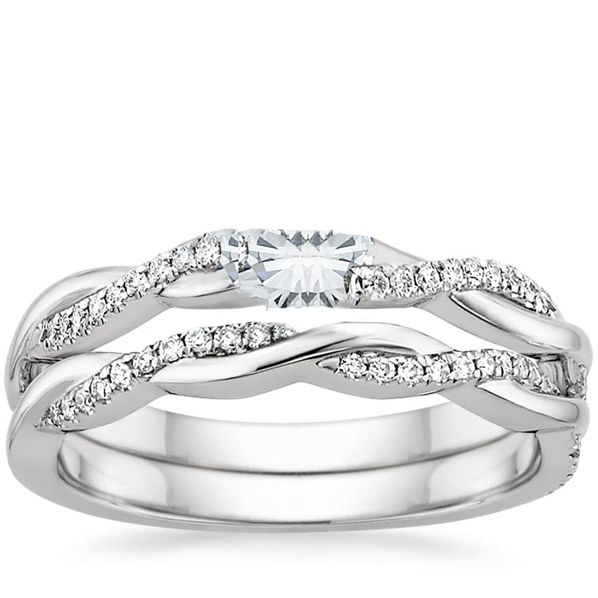 Set your life with Right wedding ring sets  StyleSkier.com