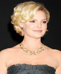 Wedding hairstyles for short hair 2012 for your face type
