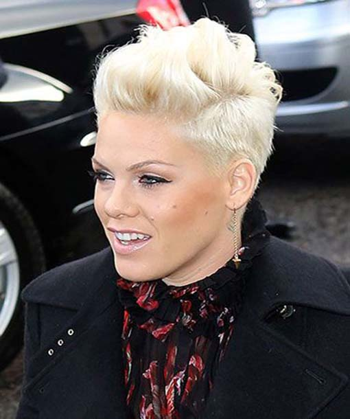Pinks Hairstyles Symbolic Short Styles